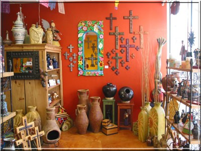 Pueblo Folk Art San Antonio Texas Latinamerican Southwestern Home Decor Jewelry And Gifts